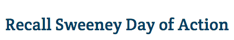 NJLD 3: Recalling Senate President SteveSweeney
