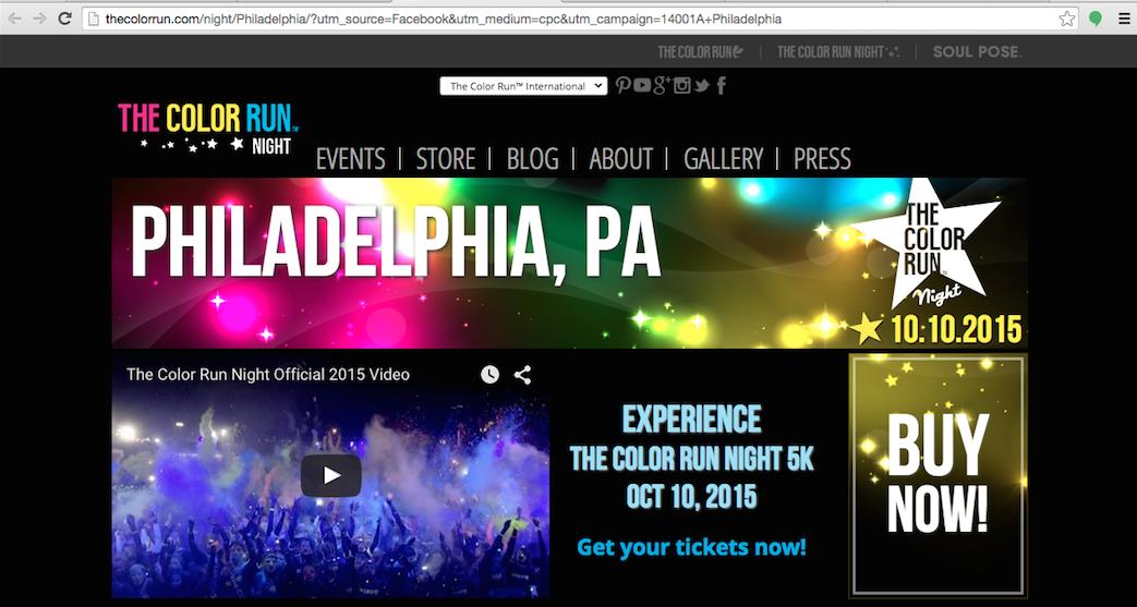 Advertise Camden Events, as CamdenEvents